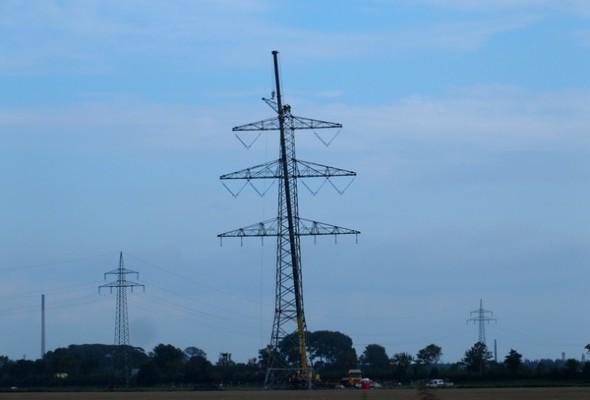 380-kV-Leitung Brunsbüttel – Süderdonn