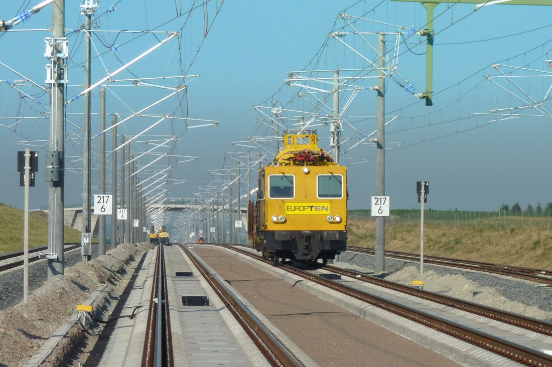 CATENARY SYSTEMS GERMANY
