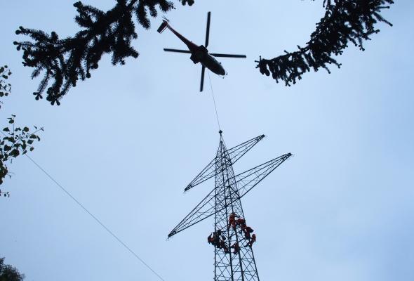 220-kV-Ltg. Ernsthofen-Weißenbach, Generalsanierung Baulos 1