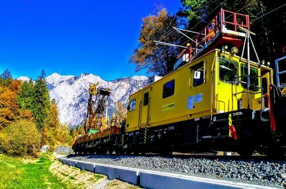Gailtalbahn - Arnoldstein – Hermagor
